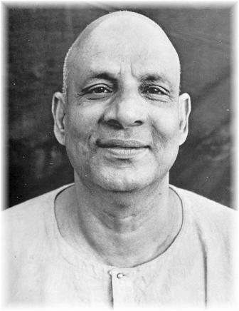 Hatha Yoga - eine Übersicht: Swami Shivanada - einer der großen Yogameister des 20. Jahrhunderts