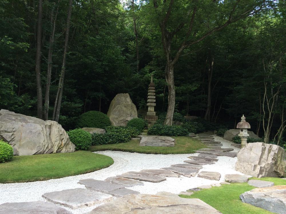 Über WaenaYoga - der innere Garten - der Körper als Tempel