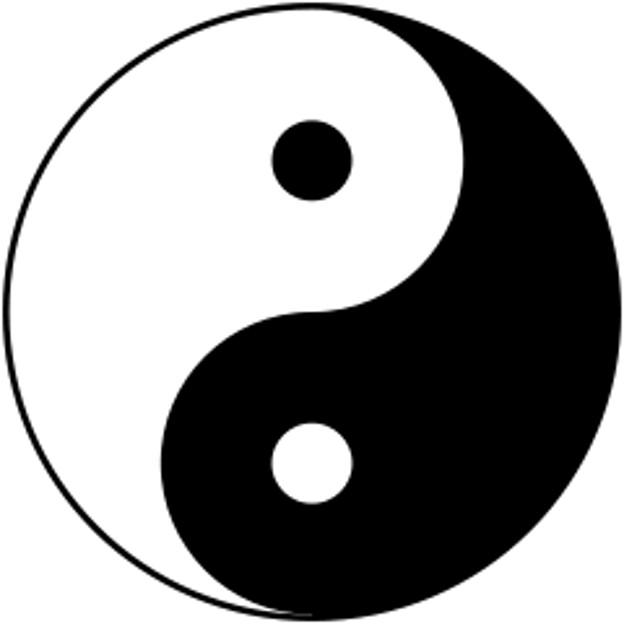 Yin Yoga - eine Übersicht - Yin und Yang als Bestandteil des ewigen Dao