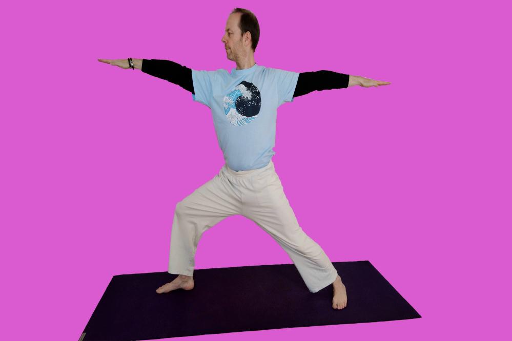 Vinyasa Yoga - in der Übersicht - Asana - Held