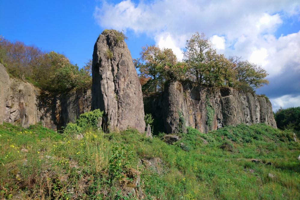 Huna - die 4 Aspekte des Selbst - in Form eines Steins
